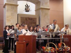 TRT a reform jewish congregation